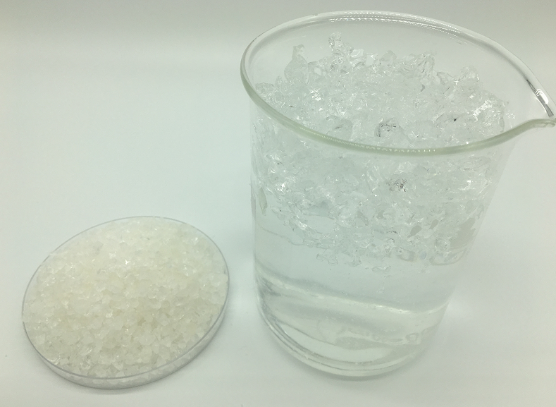 Super Absorbent polymer water retention for agriculture fruit crop