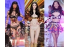 Die Victoria's Secret Show 2017 landete in Shanghai, China