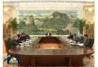 Xi Jinping Meets with Chairman of Boao Forum for Asia